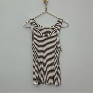 AMERICAN EAGLE soft & sexy ribbed tank top S
